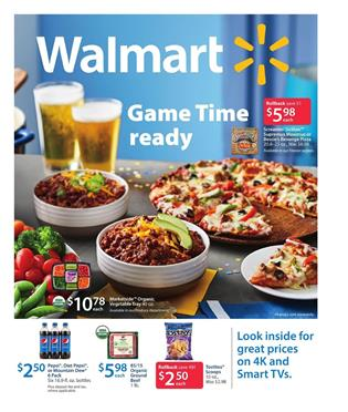 Walmart Ad Food Deals Jan 27 - Feb 14 2017