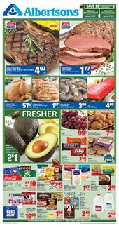 Albertsons Weekly Ad Game Day Food Feb 1 2017