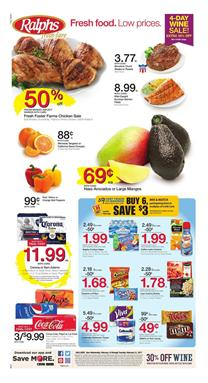 Ralphs Weekly Ad Food Savings Feb 15 - 21 2017