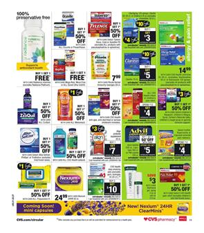 Relief Products CVS Ad Feb 26 Mar 4 2017