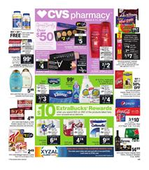 Beauty Extrabucks CVS Weekly Ad Mar 5 11 2017