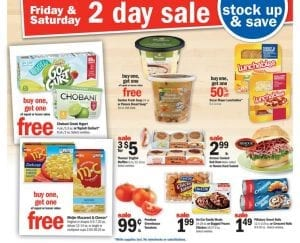 Meijer 2 Day Sale Ad Mar 3-4 2017 2