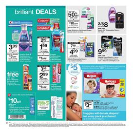Walgreens Ad Pharmacy Deals Mar 26 - Apr 1 2017 12