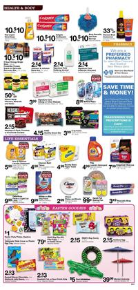 Albertsons Weekly Ad Household April 12 - 18 2017