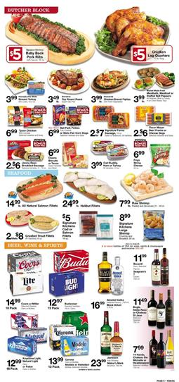 Albertsons Weekly Ad Meat April 5 - 11 2017