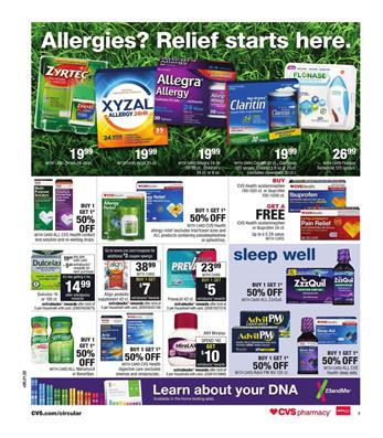 CVS Weekly Ad Beauty Deals April 16 - 22 2017 8