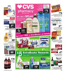 CVS Weekly Ad Deals April 23 - 29 2017