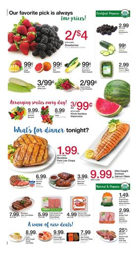 Ralphs Weekly Ad Fresh Products Apr 26 - May 4 2017
