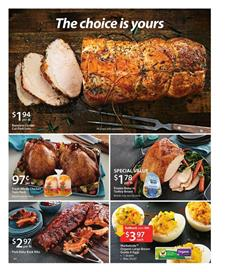 Walmart Ad Food Mar 31 - Apr 16 2017