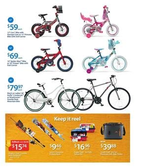 Walmart Ad Outdoor Mar 31 - Apr 16 2017