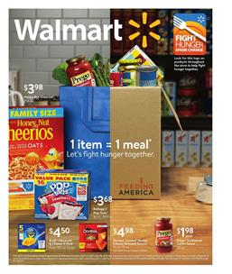 Walmart Weekly Ad Grocery Apr 28 - May 14 2017