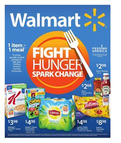 Walmart Weekly Ad Grocery April 17 - 27 2017