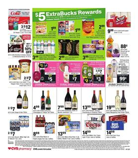 CVS Weekly Ad Grocery Deals May 7 - 13 2017
