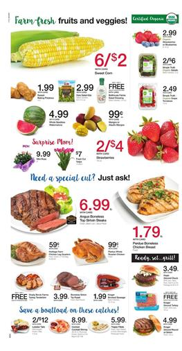 Kroger Ad Fresh Products May 10 - 16 2017