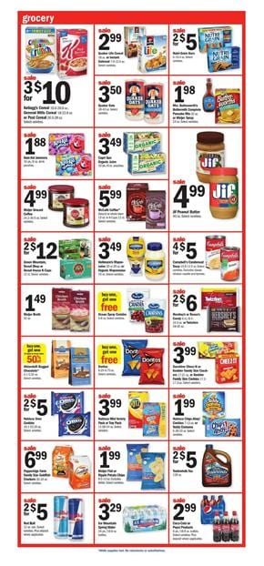 Meijer Weekly Ad Deals May 7 - 13 2017