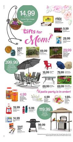 Mothers Day Gifts Fry's Ad May 3 - 9 2017