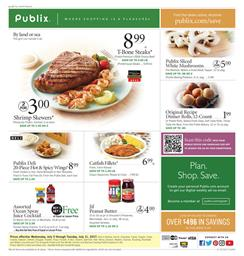 Publix Weekly Ad Grocery Deals July 5 - 11 2017