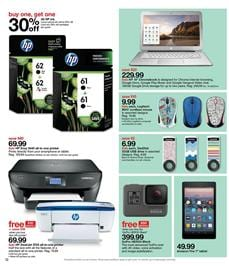 Target Ad Electronic Sale July 16 - 22 2017