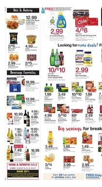 Fry's Weekly Ad Food August 23 - 29 2017