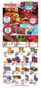 Meijer 4 Day Sale Ad Sep 1 - 4 2017 1