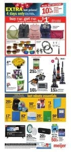 Meijer 4 Day Sale Ad Sep 1 - 4 2017 2