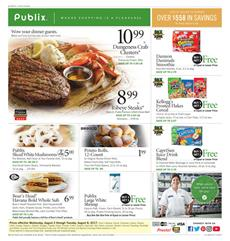 Publix Weekly Ad Grocery August 2 - 8 2017