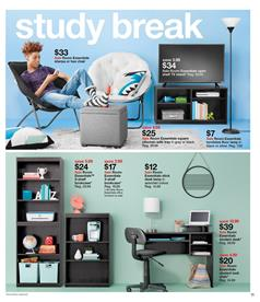 Target Ad Home Products August 6 - 12 2017