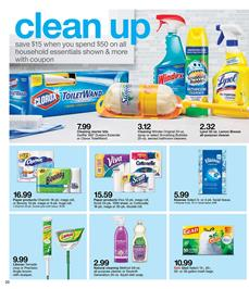 Target Ad Household Jul 30 - Aug 5 2017