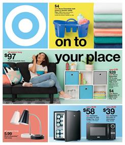 Target Weekly Ad Home Products August 13 - 19 2017