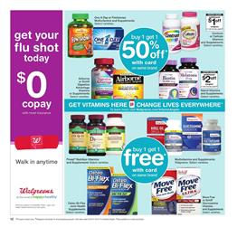 Walgreens Ad Pharmacy Aug 20 - 26 2017