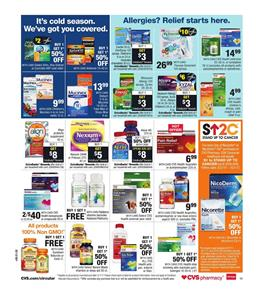 CVS Weekly Ad Pharmacy Deals Sep 24 - 30 2017