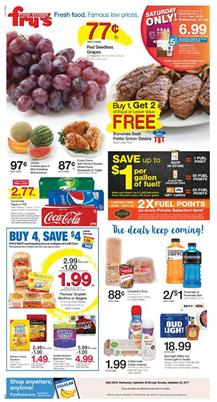 Fry's Weekly Ad Deals Sep 20 - 26 2017