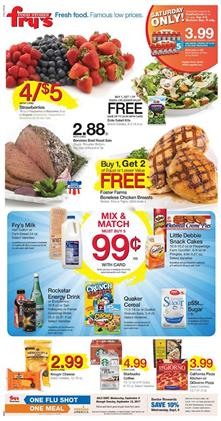 Fry's Weekly Ad Deals Sep 6 - 12 2017