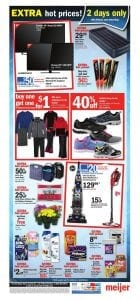 Meijer 2 Day Sale Ad Sep 15 - 16 2017 2