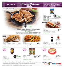 Publix Weekly Ad Food Sep 13 - 19 2017