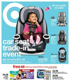 Target Ad Baby Products Sep 10 - 16 2017