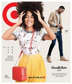Target Ad Casual Apparels September 5 - 9 2017