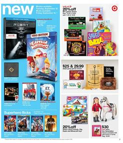 Target Weekly Ad Home Products Sep 10 - 16 2017
