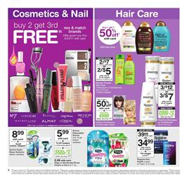 Walgreens Ad Beauty Products Sep 17 - 23 2017