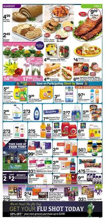 Albertsons Ad Household Products October 15 - 21, 2017