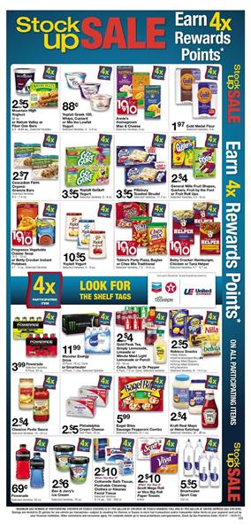 Albertsons Weekly Ad Deals Stock Up Sale Oct 11 - 17 2017