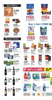 Kroger Ad BOGO Free Deals Oct 25 - 31, 2017