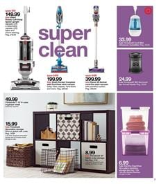 Target Weekly Ad Home Products Oct 29 - Nov 4 2017