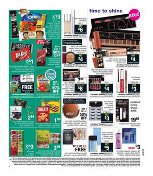 CVS Weekly Ad Cosmetics Nov 5 - 11, 2017