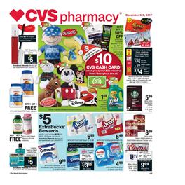 CVS Weekly Ad Deals December 3 - 9, 2017