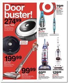 Target Ad Doorbusters Home Products 2017