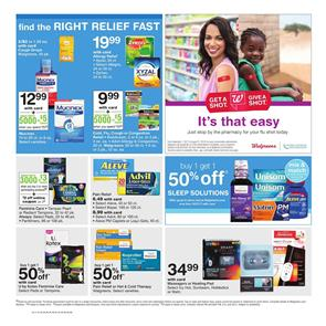 Walgreens Weekly Ad Pharmacy Nov 26 - Dec 2, 2017