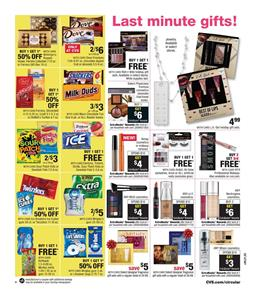 CVS Weekly Ad Beauty Products December 24 - 30, 2017