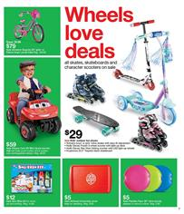 Target Ad Toy Gifts December 3 - 9, 2017