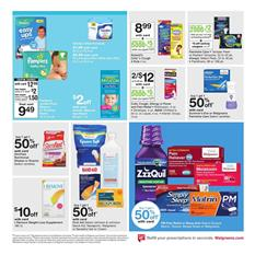 Walgreens Weekly Ad Pharmacy Dec 3 - 9, 2017